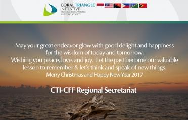 CTI-CFF Season's Greetings
