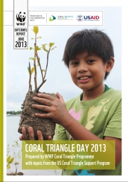 Report: Second Coral Triangle Day Outcomes Report, June 2013