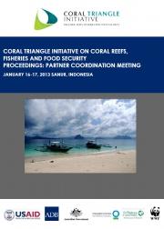 Proceedings CTI-CFF: Partner Coordination Meeting, January 2013, Sanur, Indonesia