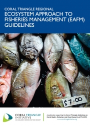 Guidelines: Coral Triangle Regional Ecosystem Approach to Fisheries Management (EAFM) Guidelines