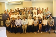 Representatives from the Coral Triangle Initiative member countries and partner