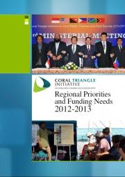 CTI-CFF Regional Priorities and Funding Needs 2012-2013