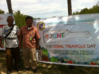 June 7-9-Local Governments of Cebu support Coral Triangle Day 2014