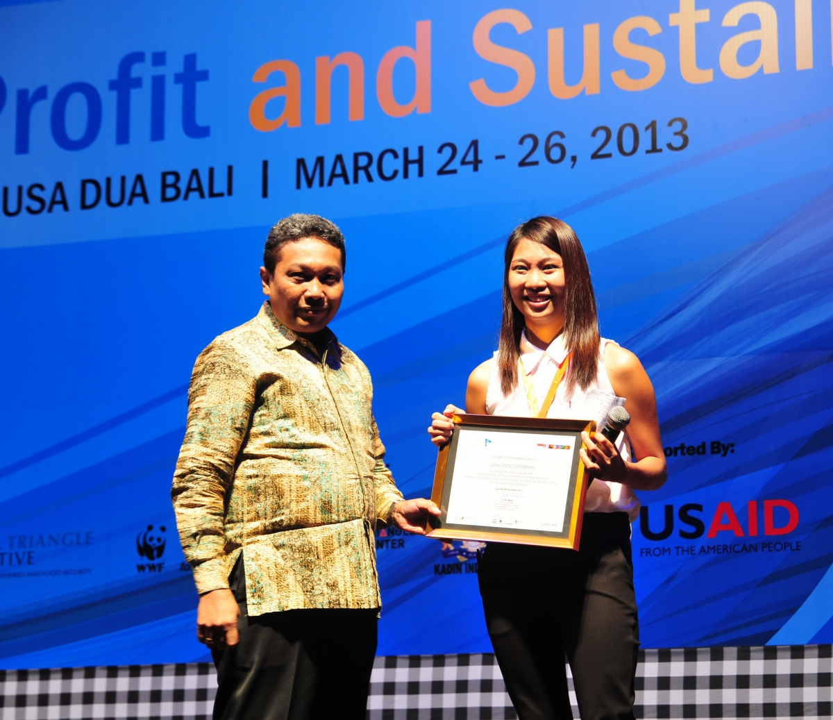 Coral Triangle Youth And Journalist Writing Competition